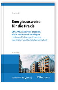 Buch: Energieausweise für die Praxis