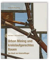 Buch: Urban Mining und kreislaufgerechtes Bauen