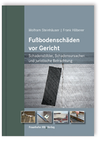 Buch: Fußbodenschäden vor Gericht