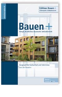 Buch: Bauen+ Schwerpunkt: Gebäudetechnik
