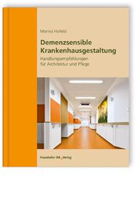 Buch: Demenzsensible Krankenhausgestaltung