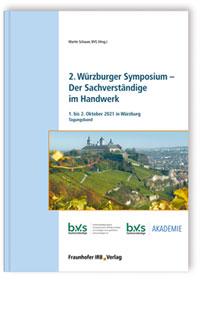 Buch: 2. Würzburger Symposium - Der Sachverständige im Handwerk