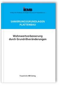 Buch: Wohnwertverbesserung durch Grundrißveränderungen