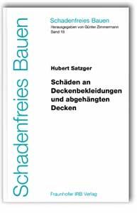 Buch: Schäden an Deckenbekleidungen und abgehängten Decken