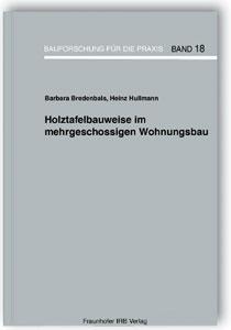 Buch: Holztafelbauweise im mehrgeschossigen Wohnungsbau