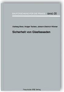 Buch: Sicherheit von Glasfassaden