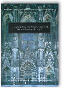 Buch: Denkmalpflege und Naturwissenschaft