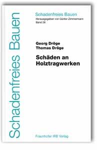 Buch: Schäden an Holztragwerken