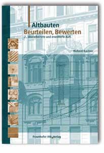 Buch: Altbauten - Beurteilen, Bewerten