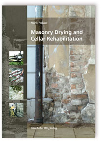 Buch: Masonry Drying and Cellar Rehabilitation