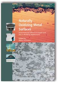 Buch: Naturally Oxidizing Metal Surfaces