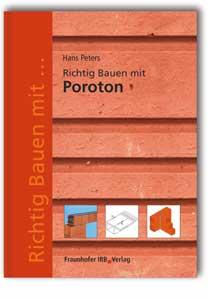 Buch: Richtig Bauen mit Poroton