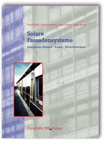 Buch: Solare Fassadensysteme