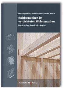 Buch: Holzbauweisen im verdichteten Wohnungsbau