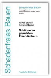 Buch: Schäden an genutzten Flachdächern