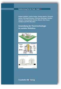 Buch: Anwendung der Passivtechnologie im sozialen Wohnbau