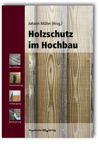 Buch: Holzschutz im Hochbau