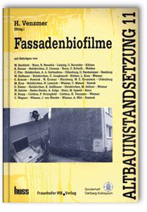 Buch: Fassadenbiofilme