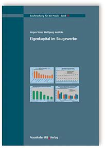 Buch: Eigenkapital im Baugewerbe