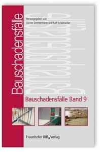 Buch: Bauschadensfälle. Band 9