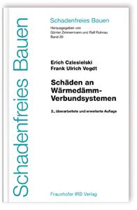 Buch: Schäden an Wärmedämm-Verbundsystemen