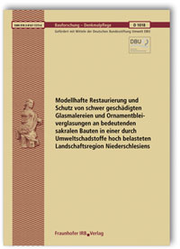 Forschungsbericht: Bockwindmühle Wilhelmsaue. Instandsetzungsdokumentation