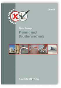 Buch: Planung und Bauüberwachung