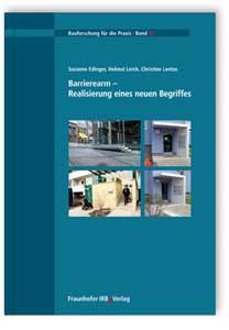 Buch: Barrierearm - Realisierung eines neuen Begriffes