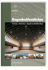 Buch: Bogenbohlendächer