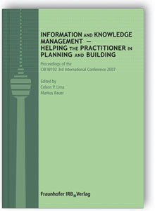 Buch: Information and Knowledge Management - Helping the Practitioner in Planning and Building