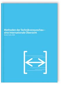Buch: Methoden der Technikvorausschau - eine internationale Übersicht