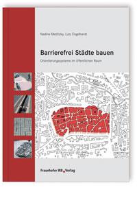 Buch: Barrierefrei Städte bauen