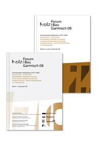 Buch: 14. Internationales Holzbau-Forum. 2 Bde