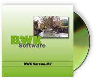 Buch: Programm BWK - Verena.M7: Die Software zur vereinfachten Nachweisführung gemäß BWK-Merkblatt 3