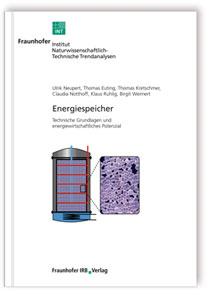 Buch: Energiespeicher