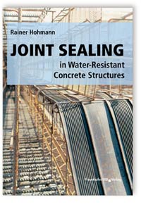 Buch: Joint Sealing in Water-Resistant Concrete Structures