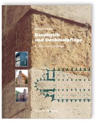 Buch: Bauphysik und Denkmalpflege