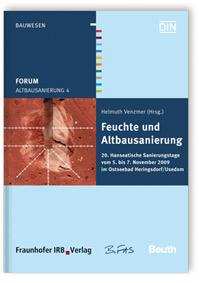 Buch: Forum Altbausanierung 4. Feuchte und Altbausanierung