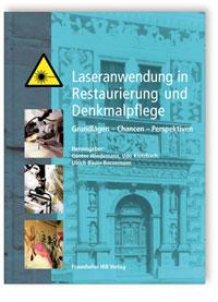 Buch: Laseranwendung in Restaurierung und Denkmalpflege
