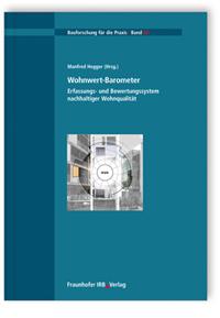 Buch: Wohnwert-Barometer