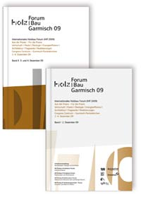Buch: 15. Internationales Holzbau-Forum. 2 Bde