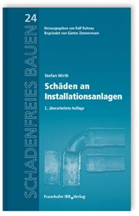 Buch: Schäden an Installationsanlagen