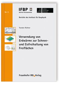 Buch: Verwendung von Erdwärme zur Schnee- und Eisfreihaltung von Freiflächen