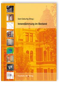 Buch: Innendämmung im Bestand