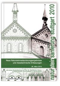 Buch: Natursteinsanierung Stuttgart 2010