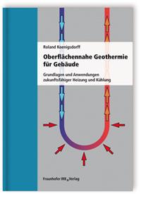 Buch: Oberflächennahe Geothermie für Gebäude