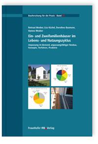 Buch: Ein- und Zweifamilienhäuser im Lebens- und Nutzungszyklus