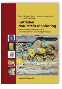 Buch: Leitfaden Naturstein-Monitoring