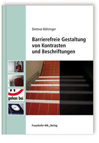Buch: Barrierefreie Gestaltung von Kontrasten und Beschriftungen