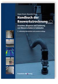 Buch: Handbuch der Bauwerkstrocknung